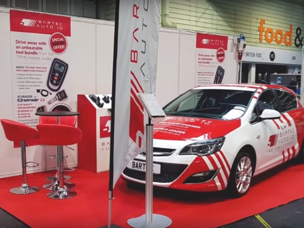 Salon Automechanika à Birmingham 2019 4-6 juin 2019