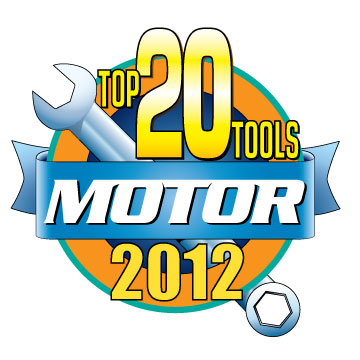 Le magazine MOTOR décerne son Top 20 Tools Award au TECH400SDE de Bartec USA